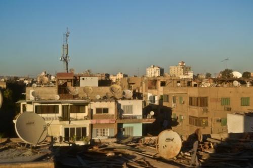 Théa en Egypte